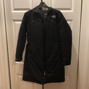North face hyvent winter Parker